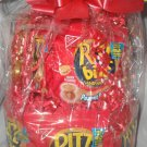 Handmade Candy Bar Cake Ritz Cracker Tower Free Shipping
