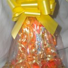 Handmade Candy Bar Cake Reese's Round