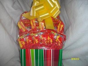 Handmade Candy Bar Cake StarBurst Free Shipping