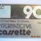 Vintage ITN International Cassette Still Sealed