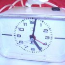 Rare Vintage H Electric Clock with alarm