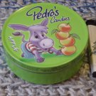 PEDRO'S APPLE CANDIES  TIN BOX GREAT CONDITION FROM GERMANY