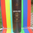 Collectible Aberlour Scotch Whisky Container Empty  Cardboard