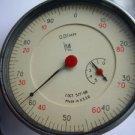 Vintage Soviet Russian USSR  Test Indicator