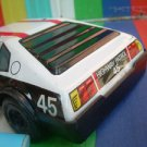 Vintage Soviet Russian  USSR Tin Plastic Highway Patrol Toy Car