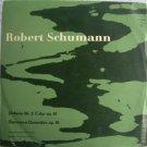 R. Schumman Symphohy No.2   LP Very Rare DDR Release