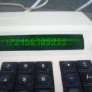 Vintage Soviet Russian USSR Elektronika MK 22 VFD Desktop Calculator 1991