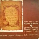 Vintage Rare PAUL WRANITZKY Hungaroton LP