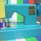 Vintage Soviet Russian Ussr Kids Toy Hand Crank Sewing Machine LENINGRAD