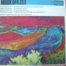 Vintage DDR Symphony Musik Der Zeit Eterna 8 25 854 LP