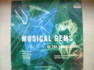 Vintage  Musical Gems Of The 20th Century Supraphon SUA10479  LP