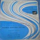 "Vintage  Soviet Russian Ussr N. A. Obuchova Pop 7"" Flexi   LP"