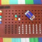 "VINTAGE SOVIET  LOGIC CHALLENGE GAME ""LOGIKA""  BY PLASTA  FACTORY 1986"