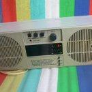 Rare Soviet USSR Russian Altair PT-305 VFD NIXIE TUBE Alarm Clock Cable Radio