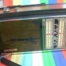 VINTAGE SOVIET RUSSIAN USSR TRANSISTOR RADIO MERIDIAN 206 ABOUT 1975