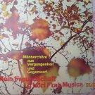 Vintage Soviet DDR GDR Classsic Music For Women  ETERNA LP 7 25 963