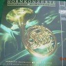 Vintage Soviet DDR GDR  HORNKONZERTE  ETERNA LP 7 29 016