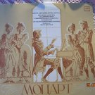 Vintage Soviet Russian Ussr  W. A.  Mozart  Melodya LP C10-02953-4