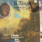 Vintage Soviet Russian Ussr  J. Haydn Symphonies 3 4 5 Melodya LP A10 00493 003