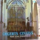 Vintage Soviet Russian Ussr Olgerts Cintins  Organum Melodya LP C10 28815 002