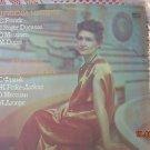 Vintage Soviet Russian Ussr J. Lisitsina Organum Works Melodya LP C-10-13715