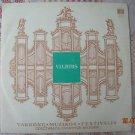 Vintage Soviet Russian Ussr Vilnius Organum Festival  Melodya LP 33CM-02051