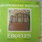 Vintage Soviet Ussr Historic Organs Of Latvia  Melodya  LP  C10 28147 008