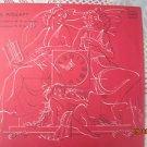Vintage Soviet Russian Ussr V.Mozart Symphony no 36 and 18  Melodya LP  CM-02333