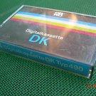 Vintage Soviet DDR GDR East German ORWO DK TYP490 Audio  2x30 min. Cassette
