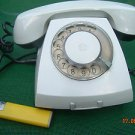 Vintage Soviet Russian Ussr  Rotary Dial Phone 1975