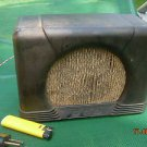 ANTIQUE RUSSIAN SOVIET USSR CABLE RADIO OBE 1952