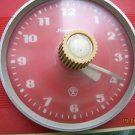 Vintage Soviet Russian Ussr  Kitchen Quartz Clock Jantar About 1978