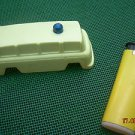 VINTAGE RUSSIAN SOVIET USSR  TRAFFIC POLICE CAR TOY PLASTIC  FOR PARTS