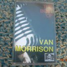 The Best Of Van Morrison  Cassette Polish Release Made In Poland