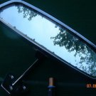 Rare Vintage Soviet Russian Ussr  Car Truck Rear View Mirror Chrome  About 1950