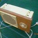 Vintage Soviet Direct Audio RX Speaker Ussr 1989 Cable Radio Receiver 0.5W