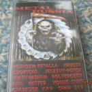 Metal From Russia 1995 Cassette Russian  Release Russia