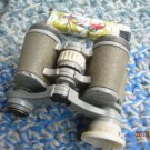 1965 Rare Antique Soviet Russian Ussr Sport Prism Binoculars KOMZ BPS 4x20