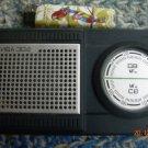 Rare Vintage Soviet Russian  USSR AM LW Portable Transistor Radio Neiva 304