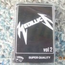 Metallica Vol 2  Cassette Polish Release Made In Poland