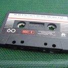 Vintage Soviet Russian Made IN USSR Kontak  MK-60-5 Cassette  2x30 min