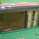 Antique Rare Soviet Russian USSR LW AM UKW SW Transistor Radio Meridian 206 1976