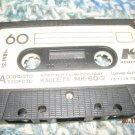 Vintage Soviet Russian Made IN USSR  Assofoto  MK-60-2 Cassette  2x30 min  1985