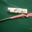 Vintage Soviet Russian Ussr Gun Shape Roller Ball Pen about 1970