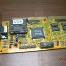 WDC Western Digital VGA ISA Video Card WD90C30-LR Chipset