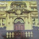Vintage GDR East Germany J. S. Bach Partita h - moll  BWV 831 LP Eterna