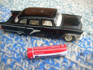RARE SOVIET RUSSIAN VINTAGE CHAIKA GAZ-12 A16 DIECAST 1/43 MODEL FOR PARTS 1970