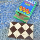 VINTAGE big Rubik's snake toy puzzle game BRAIN TRAINER  IN ORIG. BOX Hungary