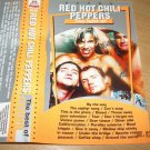 Red Hot Chili Peppers The Best Of Cassette Belarus Release