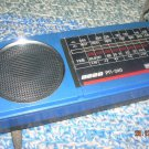 Vintage Soviet Russian USSR  Portable UKW LW AM Radio VEGA RP 240 For Repair
